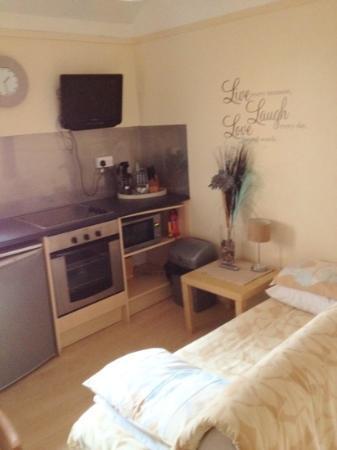 Chomley Holiday Flats: flat 4 lounge