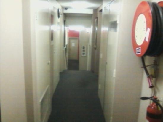 Big Hostel: Hallway