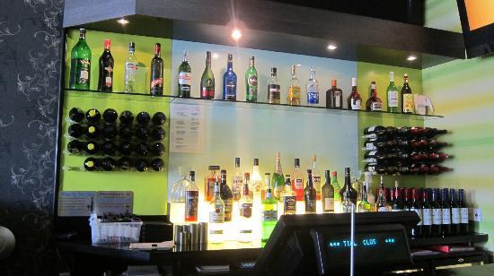 Nikki Ip's: the bar