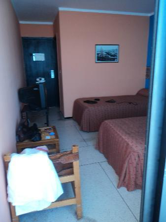 Hotel Atlas Chefchaouen: chambre