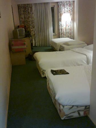 Seres Hotel: camera 406