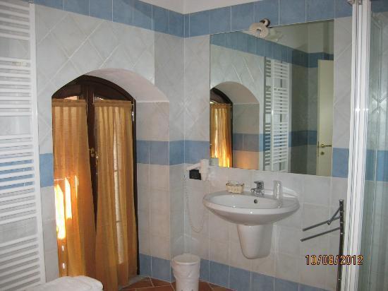 Hotel Antichi Cortili: Bad Zimmer 3