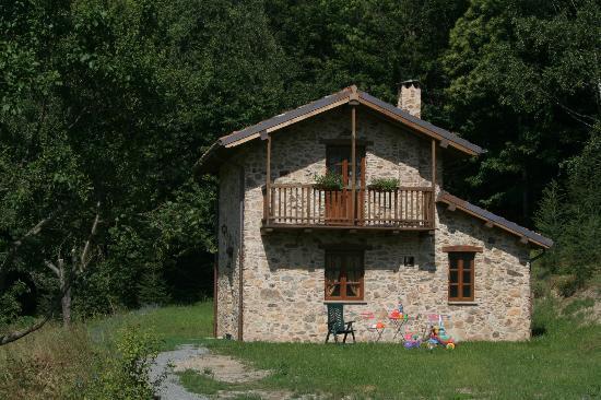 La Brinetta Farm Holiday: Tecciu