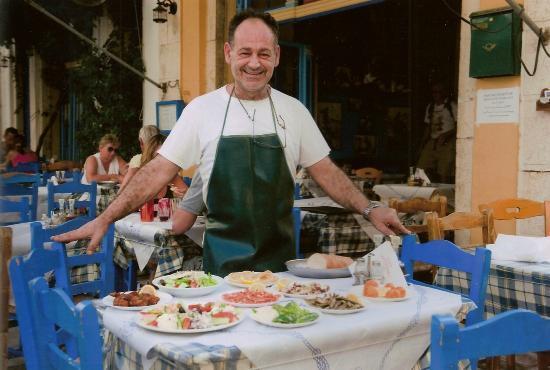 Taverna Meraklis: Sotiris