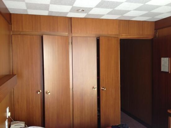 Roc Hotel: chambre