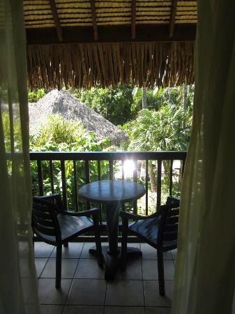 Maitai Polynesia Bora Bora: balcony