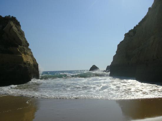 Praia Da Rocha: Cove