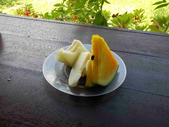 MARDI Langkawi Agro Technology Park: some of the fruit offered