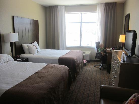 Holiday Inn San Antonio NW - Seaworld Area: Queen Executive Suite