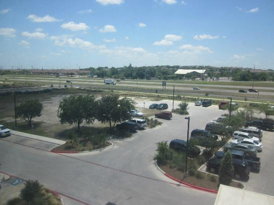 Holiday Inn San Antonio NW - Seaworld Area: view from 4th floor room