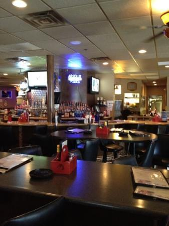 Rack and Helen's Bar and Grill: main room