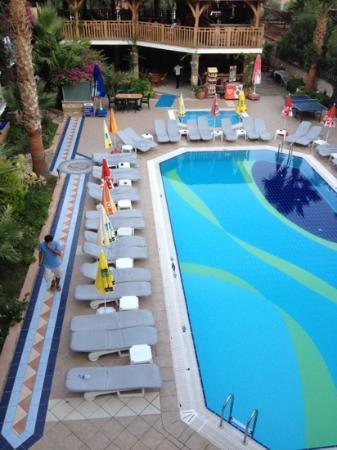 Villa Beldeniz: best place in olu deniz