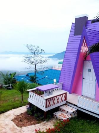 Phetchabun, Thailand: 6 o'clock in the morning in June