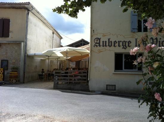 Auberge les Vignes : Auberges Les Vignes - Sauternes