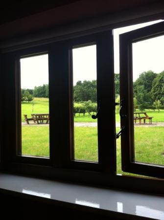 Upper Neatham Mill Farm Guest House: view from room