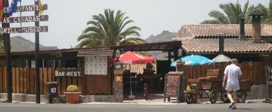 Restaurante Grill Las Canadas