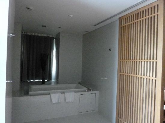 โรงแรมมาดูซิ: sala da bagno
