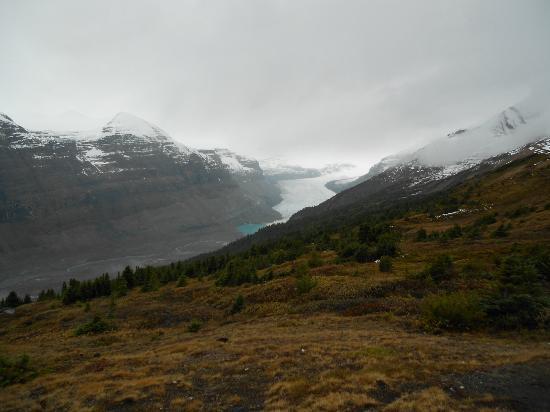 Parker Ridge Trail: Parker Ridge - Saskatchewan Glacier