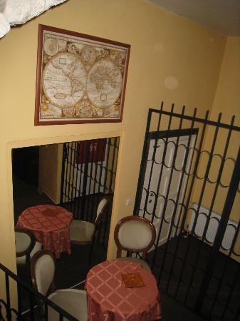 Hotel U Tri Bubnu: Inside