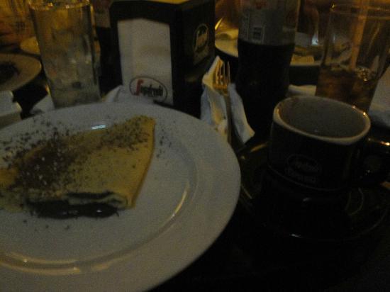 Segafredo: crepes and coffee