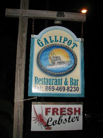 Gallipot: We're here!