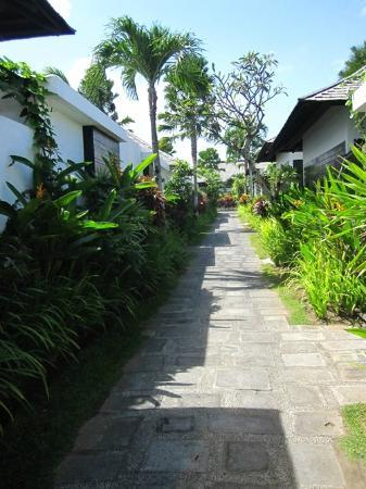 Anantara Vacation Club Bali Seminyak : Access to our villa