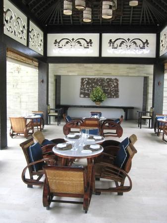 Anantara Vacation Club Bali Seminyak: Dining area