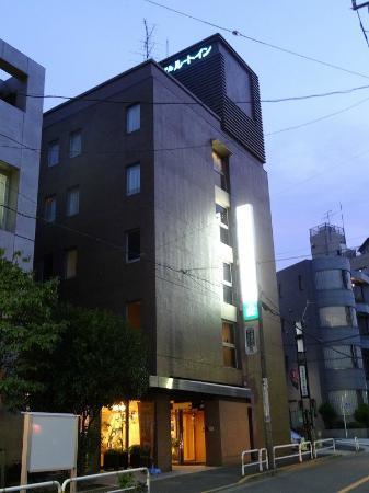Hotel Route Inn Shinagawa Oimachi: 外観