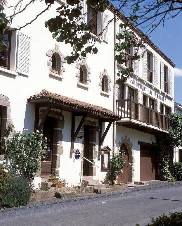 Clisson, France: Façade de l'Auberge