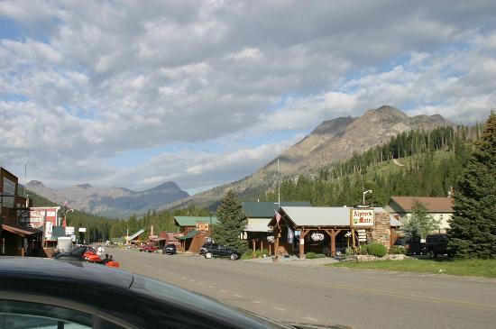 Cooke City Alpine: Cooke City, Montana and Alpine Motel