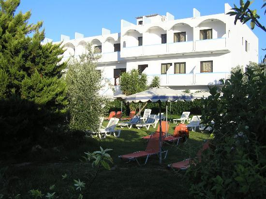 Evi Hotel Rhodes: Garden
