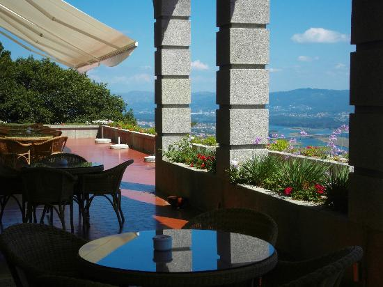 Pousada De Viana Do Castelo Charming Hotel : terrace