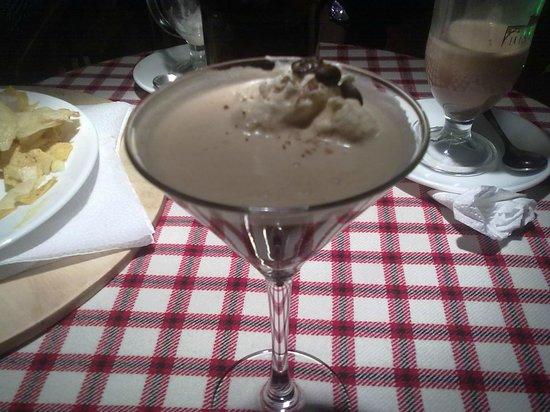 S.I.S.A. Cafeteria: Chocolatini