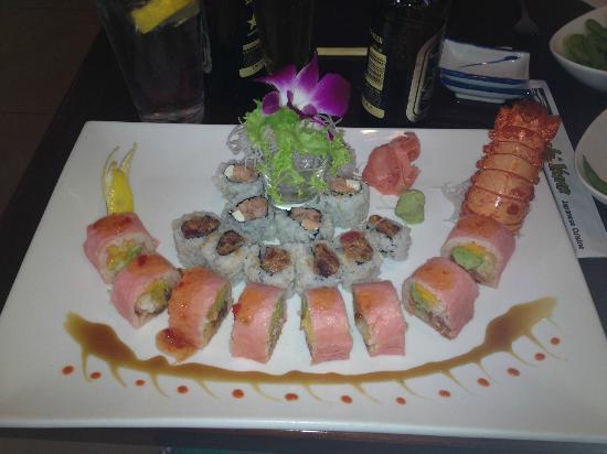 Sushi Yama: :)