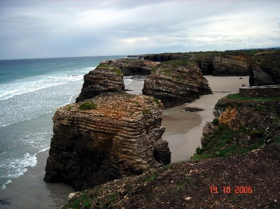 As Catedrais Beach: playa de las catedrales-