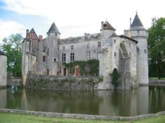Chateau de La Brede - Montesquieu: Château de la Brede