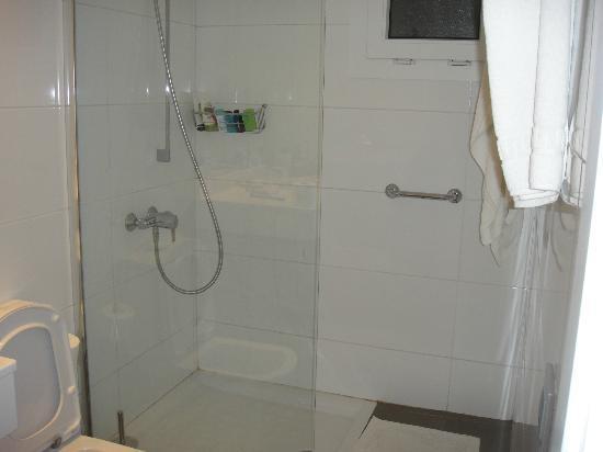 Tabaibas: Dusche