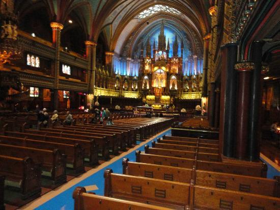 Chapelle Notre-Dame-de-Bonsecours : Notre Dame