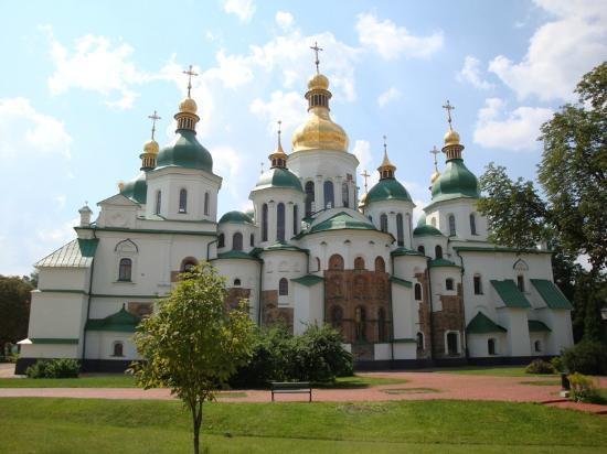Saint Sophia Cathedral - Picture of Saint Sophia Cathedral ...