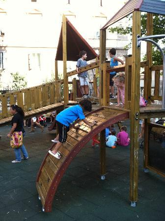 "Ripa145 B&B: ""Kids playground behind the B&B, wonderful"""