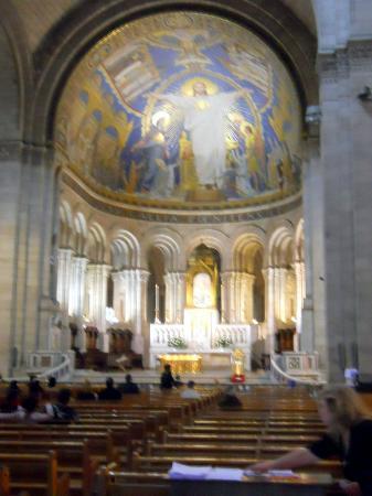 view from the chairs picture of basilica du sacre coeur de montmartre paris tripadvisor. Black Bedroom Furniture Sets. Home Design Ideas