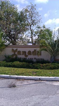 Xanadu Beach: it was a lonely place