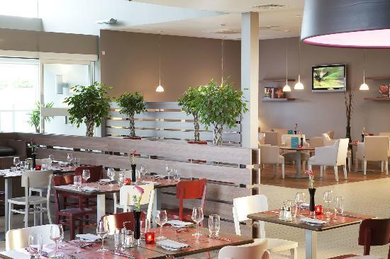 Hotel Campanile Northampton: Restaurant