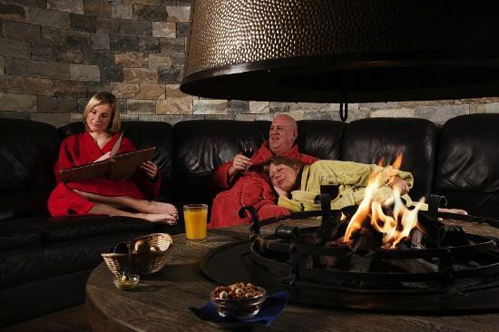 Sauna van Egmond : The Lounge
