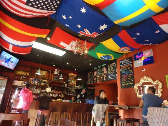 Kokopelli Hostel: Bar