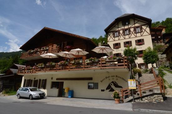 Hotel Nest- und Bietschhorn