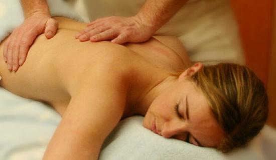 Massage @ Sauna van Egmond