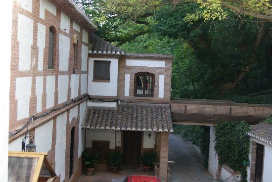 Hotel El Molino del Puente: hotel