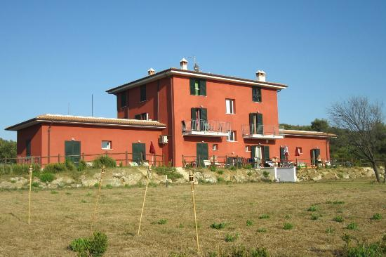 Villa Liburnia: The main building