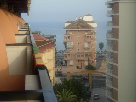 Hotel Monarque Fuengirola Park: la playa de paco